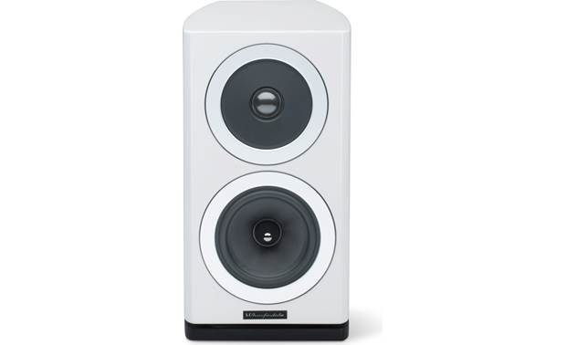 Wharfedale Reva 1 Shown individually with magnetic grille removed
