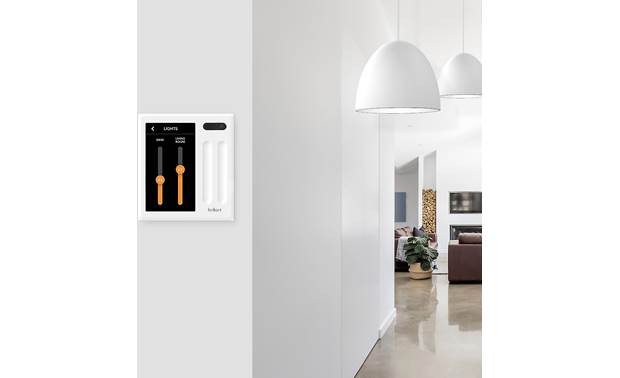 Brilliant Smart Home Control The screen will show you the brightness level for each connected light