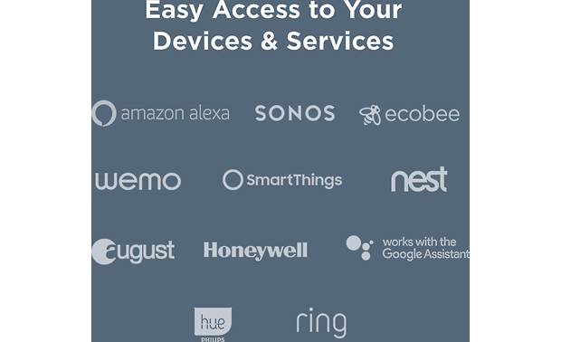 Brilliant Smart Home Control Works with most of your smart home gear
