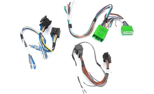 PAC APH-GM02 AmpPro Speaker Connection Harness Front