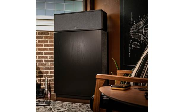 Klipsch Heritage Klipschorn AK6 Shown in room