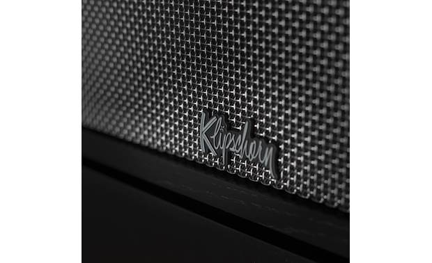 Klipsch Heritage Klipschorn AK6 Close-up view of Klipschorn logo