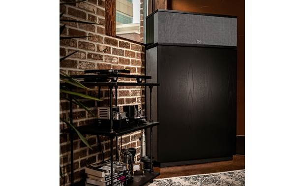 Klipsch Heritage Klipschorn AK6 Corner-loaded placement