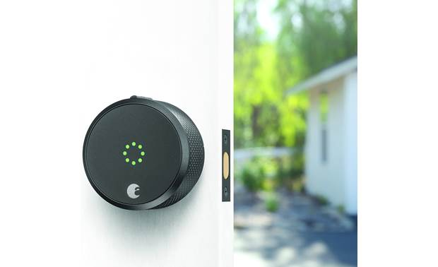 August Smart Lock Pro + Connect Other