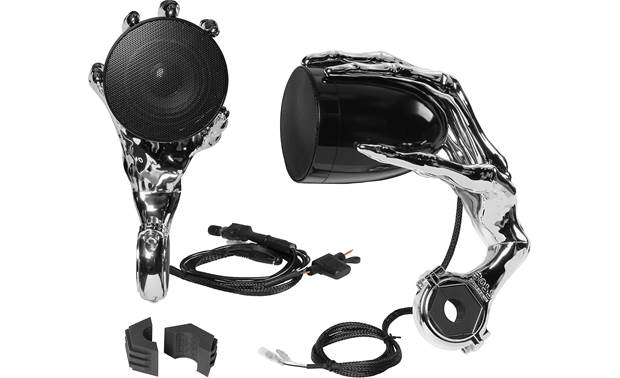 Boss Audio PHANTOM 900 full-range speakers