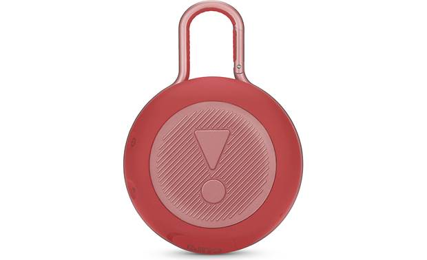 JBL Clip 3 Fiesta Red - back