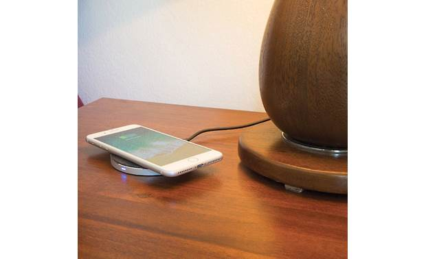 Scosche Charge Surface Pad Convenient charging when it's time for night night (phone not included)