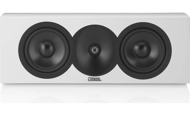 Revel Concerta2 C25 Direct view with grille removed