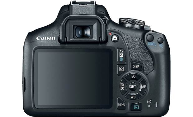 Canon EOS Rebel T7 Kit Back