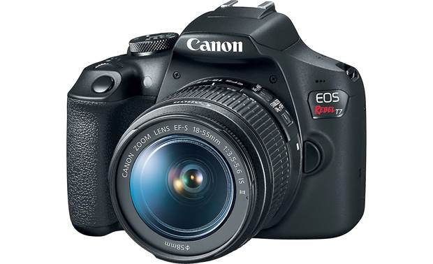 Canon EOS Rebel T7 Kit Front