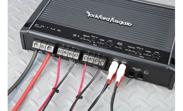 Rockford Fosgate R250X4 Other
