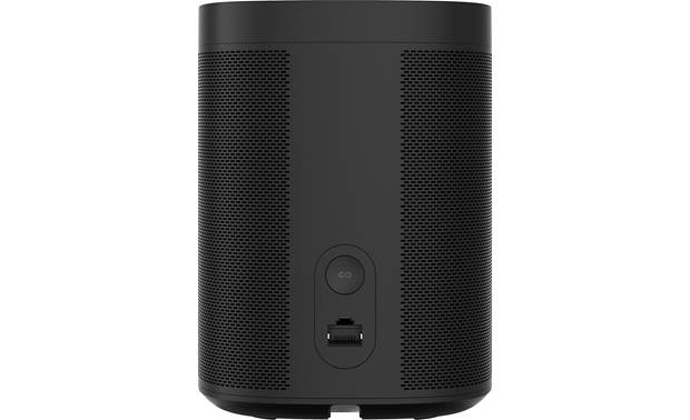 Sonos One (Gen 2) Black - back