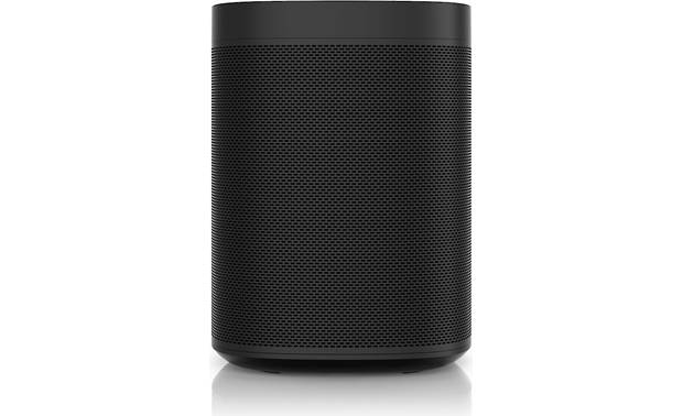 Sonos One Black - side view