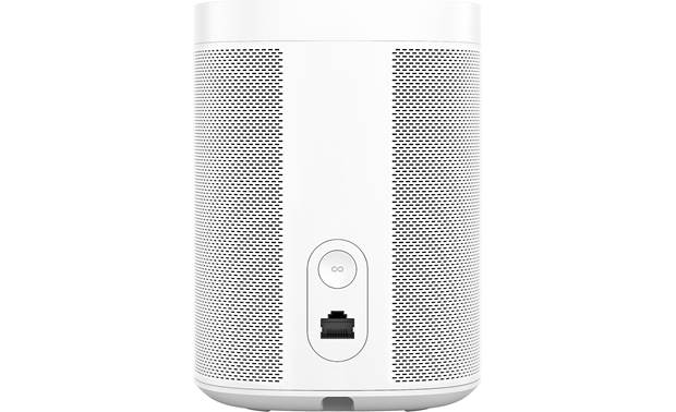 Sonos One (Gen 2) White - back