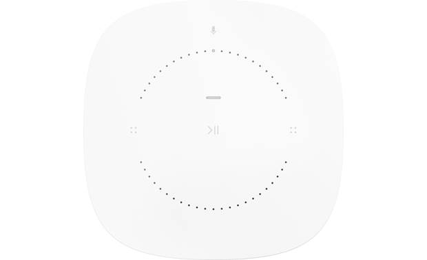 Sonos One (Gen 2) White - top