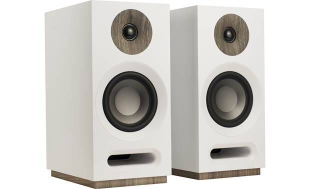 Jamo S 803 HCS Home Cinema System Front speakers with grilles off
