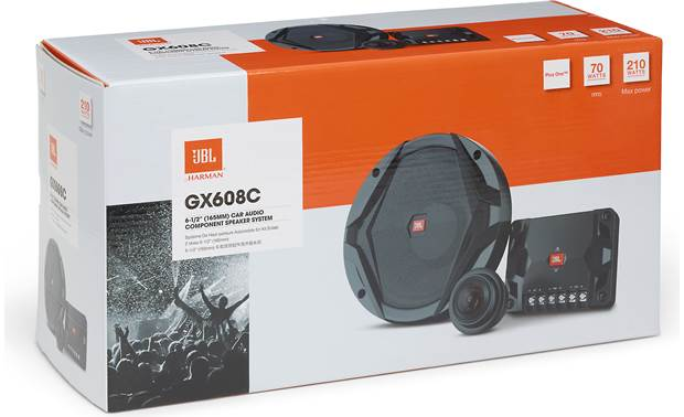 JBL GX608CAM Other