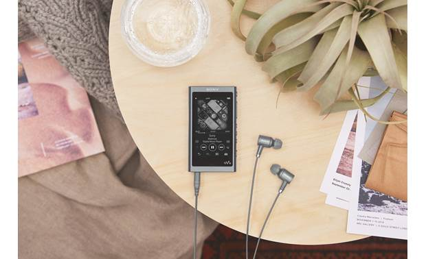 Sony NW-A55 Walkman® Made for portable listening (headphones not included)