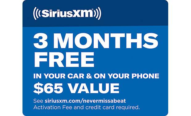 SiriusXM Onyx EZR & SXSD2 Package Other