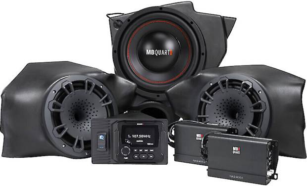 MB Quart MBQR-STG3-2 Stage 3 audio system