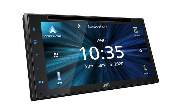 JVC KW-V660BT Other