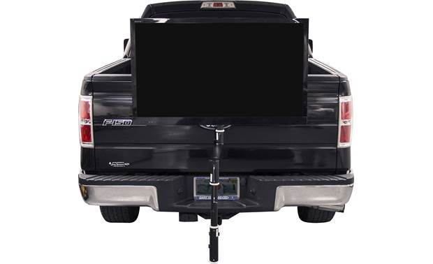 Metra Tailgate TV Mount Can be used in tailgate down or up configurations