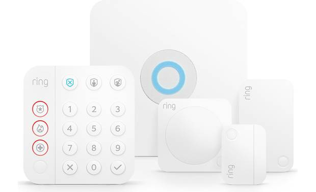 Ring Alarm 5-Piece Security Kit (2nd Generation) Front