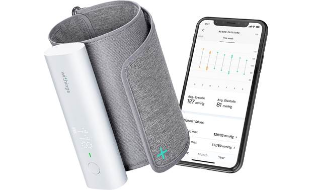 Withings BPM Connect Smartphone not included