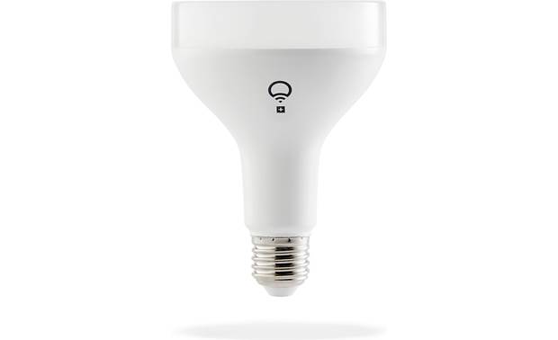 LIFX BR30+ Bulb Has the wide floodlight form factor