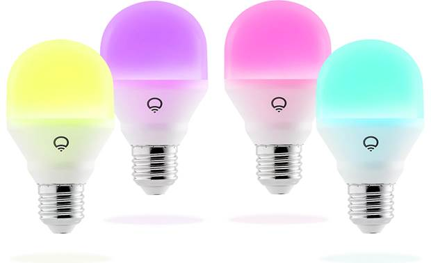 LIFX Mini Color 4-Pack Front