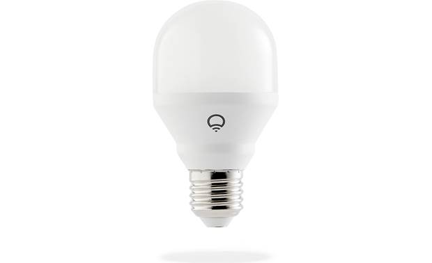 LIFX Mini Color 4-Pack Replaces a standard light bulb in almost any fixture