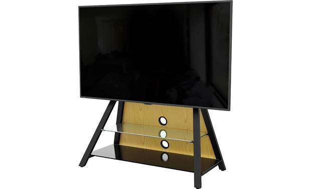 "AVF Options Easel TV Stand (EASL925A) Supports TVs up to 65"" (TV not included)"