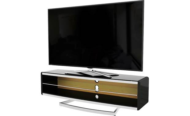 "Options Portal TV Stand 1500 (PRT1500A) Supports TVs up to 70"" and weighing up to 99 lbs. (TV not included)"