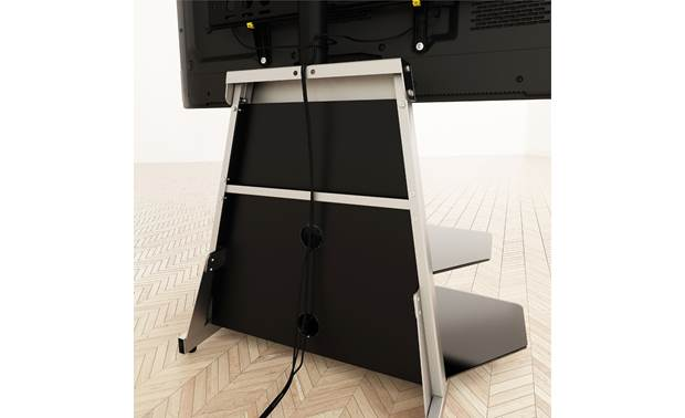 AVF Options Stack TV Stand (STKL900A) Openings in rear panels for cable management (TV not included)