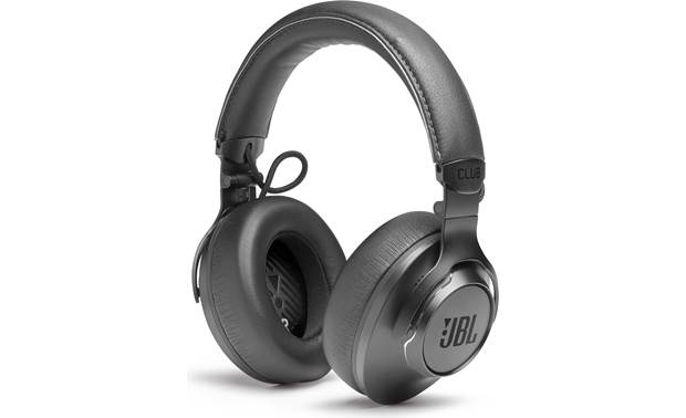 JBL CLUB ONE TrueAdaptive noise cancellation scans and monitor external sound 50,000 times per second