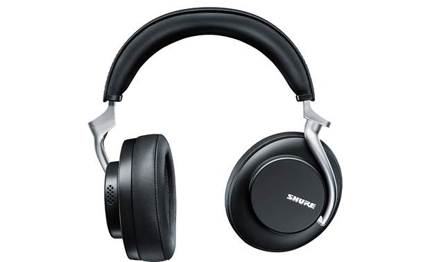 Shure AONIC 50 Earcups fold flat for easy storage