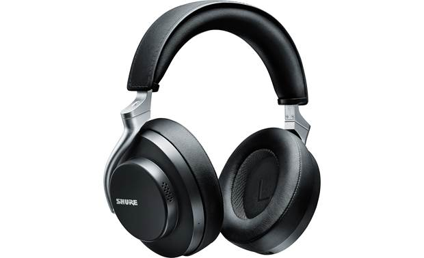 Shure AONIC 50 Wireless Bluetooth headphones with adjustable noise cancellation and studio-quality sound