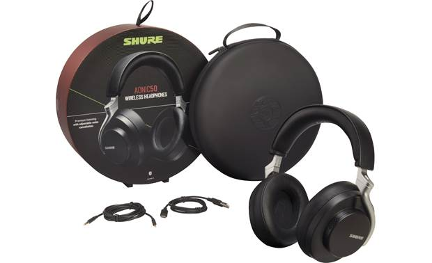 Shure AONIC 50 Included accessories