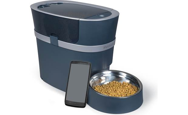 PetSafe Smart Feed Automatic Dog and Cat Feeder, 2nd Generation Control the Smart Feed with your Apple or Android smartphone (not included)