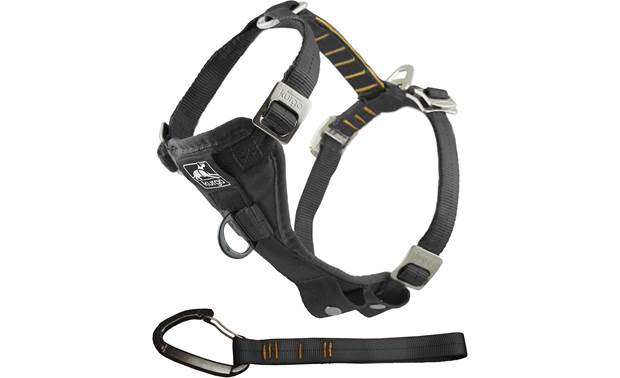 PetSafe Enhanced Strength Vehicle Harness Shown with included seat belt loop
