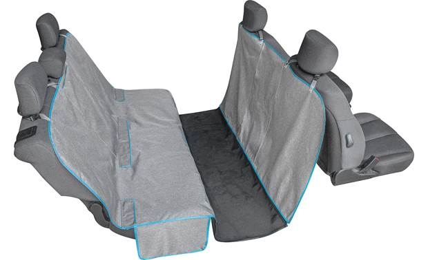 PetSafe Coast to Coast Hammock Provides full coverage for your back seat