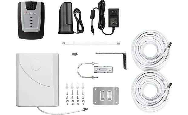 weBoost Home Room Kit with all accessories