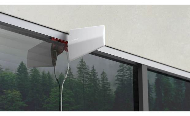 weBoost Home MultiRoom External antenna can be window-mounted