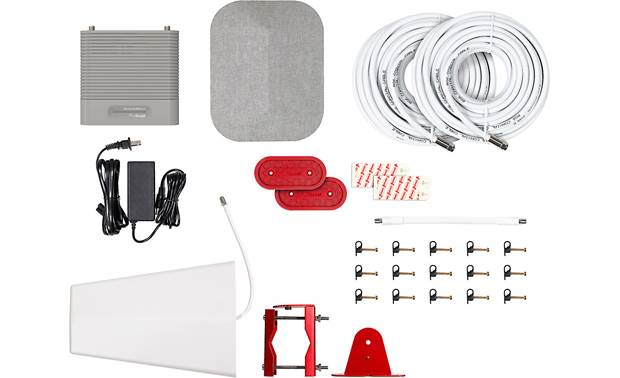 weBoost Home MultiRoom Home MultiRoom kit with included accessories