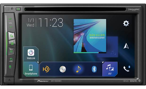 Pioneer AVIC-W6600NEX Other
