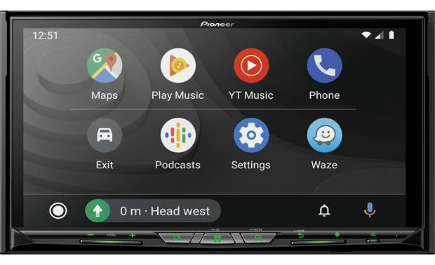 Pioneer AVIC-W8600NEX Other