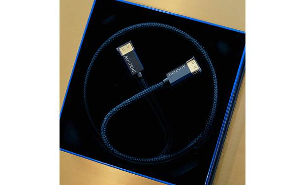Austere V Series Premium HDMI Cable Beautifully packaged