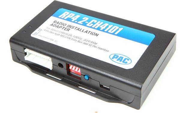 PAC RPK4-CH4101 Factory Integration Adapter Other