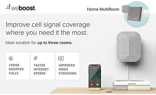 weBoost Home Room Other