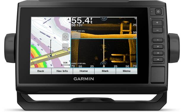 Garmin echoMAP™ UHD 73sv Other